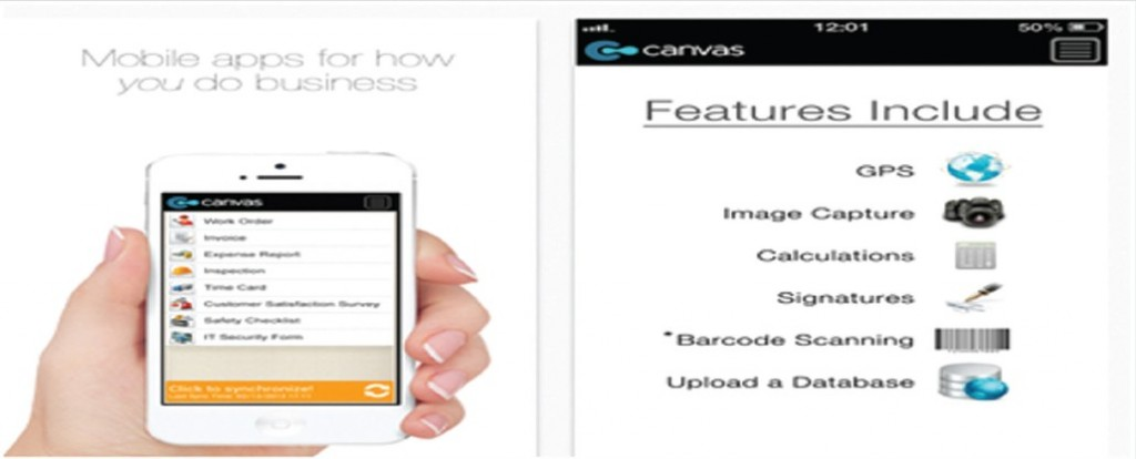 Canvas Business Apps